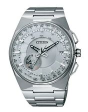 Citizen Mens Titanium Eco-Drive Satellite Wave Watch - CC2001-57A RRP $2999