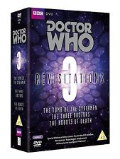 Doctor Who Trilogy Complete Movie Collection 5 Discs Box Set Revisitations 3 NEW