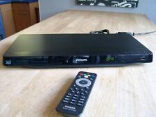 Heimkino BlueRay, DVD und CD Player Philips BDP-3380 mit Fernbedienung
