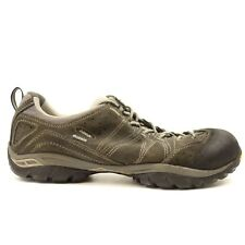 Asolo Mens Agent Gv Waterproof Suede Athletic Trail Hiking Outdoor Shoes Sz 11.5