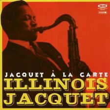 Illinois Jacquet / Jacquet a la Carte / Ocium Jazz Records CD New
