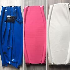 PVC Spreader Pants available in White, Pink and Blue