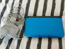 Nintendo 3DS XL Console Blue With Charger