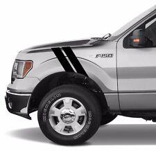 "NEW 4"" Fender Hash vinyl Racing Stripe Truck Decal (Fits Ford F150 F250 F350)"