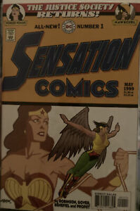 Justice Society Returns 1-9 JSA All 9 One Shots Complete Set Dc Comics