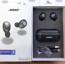 NEW: Refurbished Bose Free Mini In Ear Earphones Wireless Bluetooth Bass