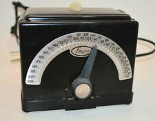 Vintage Franz Bakelite Electric Metronome Model Lm-Fb-4 Usa Lights!