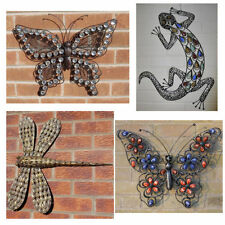 Animals & Bugs Metal Wall Hangings