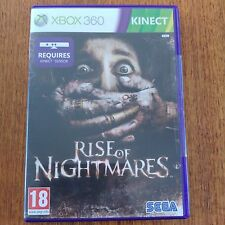 Xbox 360 Kinect Rise Of Nightmares 2010