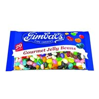 GIMBAL'S - Gourmet Jelly Bean Candy -1 to 12 BAGS - FRESH & TASTY - Free Ship