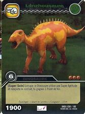 Carte Card Game DINOSAUR KING DKDS - 30 /100 LANZHOUSAURE HOLO 1900 VF