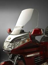 Oversize Clear Windshield Including Vent Assembly -Goldwing GL1500 all (#20-4)