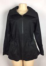 Lululemon &go Cityfarer Anorak Size 6 Black NWT Jacket Coat