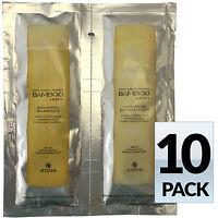 10 Pack Alterna Bamboo Smooth Anti-Frizz Shampoo & Conditioner Combo 0.35 Oz