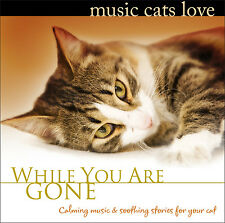 Norwegian Forest Cat Gift (Music Cats Love Cd) Vet Approved, Lonely Cat Gift New
