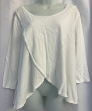 Free People White Swio  Top S Preowned Great