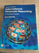 International Financial Reporting by Alan Melville (Paperback, 2009)