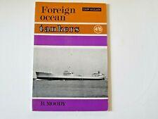 IAN ALLAN FOREIGN OCEAN TANKERS 1966