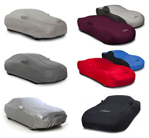 Coverking Custom Vehicle Covers For Nissan - Choose Material And Color