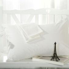 100% Cotton 2Pcs Soft Pillow Shams Case Pillow Cushion Cover Home Decor 48*74cm