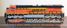 HO Broadway Limited GE ES44AC 'BNSF' Pragon3 DCC/DC/Sound & Smoke  Item #5477