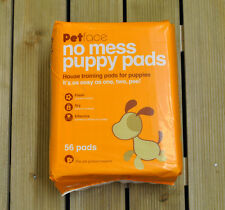 No Mess Puppy Training Pads Pack of 40 by Petface