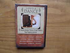 Life's A Dance (DVD, 2007) 11 Tracks - New