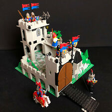 Lego 6081 Castle → Crusaders King's Mountain Fortress Ritter Ritterburg