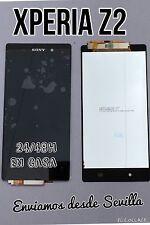 Pantalla completa (LCD Tactil) Sony Xperia Z2 color negro