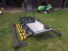 ATV, Quad, Kettenfahrzeug, Kettenpanzer, Kettenbuggy
