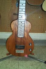 Recording King RG-31-NA 6 String Natural Finish Mahogany Lap Steel