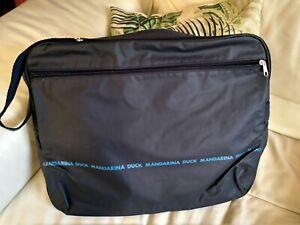 Bag, Suitcase, Shoulder Strap, Mandarina Duck