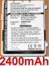 Hülle + Batterie 2400mAh art BP8CULXBIAP1 PVIT3800011 Für RoverPC P4