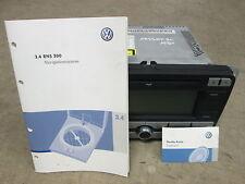 Doppel DIN RNS 300 VW Passat Blaupunkt Radio Navigation MP3 1K0035191D incl. CD