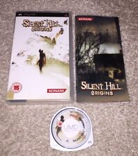 Silent Hill Origins verpackt und komplett Sony PSP Playstation Portable Spiel