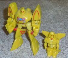 Transformers Combiner Wars SCROUNGE CYBAXX Complete Scout Computron Set