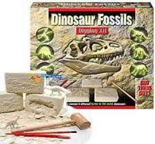 Dinosaur Fossils Digging Excavation Kit Dig Your Own Skeleton Glow In The Dark