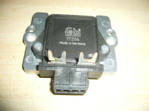 Switch Unit, ignition system Febi Bilstein 17206 Corrado, Golf III, Passat. VR6