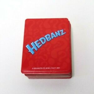 Spinmaster Hedbanz Game Replacement Pieces Parts- 97 Cards