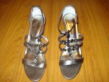 Style & Co Gunmetal 9M LIZAPWT Heels