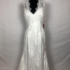 Lace Wedding Dress Size 14