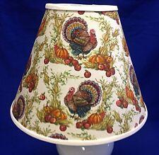 Thanksgiving Turkey Pumpkin Handmade Lampshade Lamp Shade