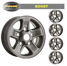 "7""x16"" Land Rover Defender G/M BOOST style Alloy Wheels Set of 5"