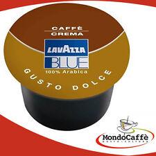 100 CIALDE CAPSULE CAFFE LAVAZZA BLUE CREMA GUSTO DOLCE