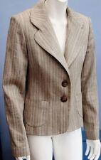 Next Women's Linen Blend Button Other Coats & Jackets