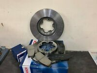 Ford Transit Tourneo MK7 06-14 Rear Brake Disc And Pads **BRAND NEW BOSCH SET**