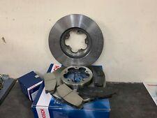 Ford Transit Tourneo MK7 06-14 Rear Brake Disc And Pads **BRAND NEW BOSCH SET**