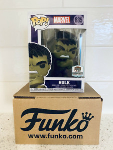 Funko Pop Hulk #685 Everett HQ Exclusive FREE SHIPPING