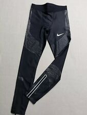 Nike Pro Elite 2018 Men  Long Tights Size Small Track and Field Rare