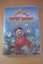 SUPER MARIO BROS SUPER SHOW MARIO OF THE DEEP DVD